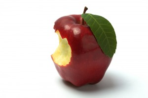 bitten-red-apple